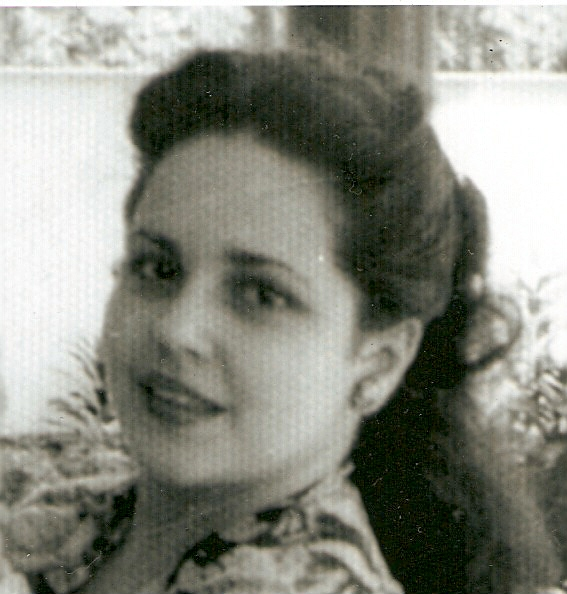 Mamy when I was born