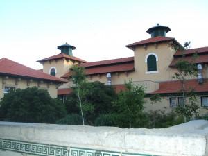 The beautiful Santana Hospital
