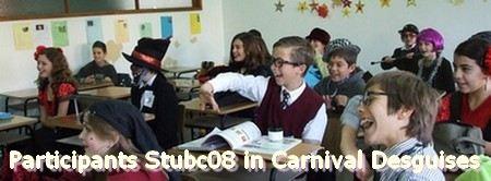 alunos do 6b disfarçados carnaval 09